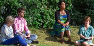 UITSNEDE homepage 8. meditatieve bijeenkomsten